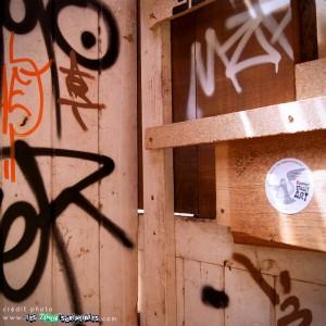 inside walls s