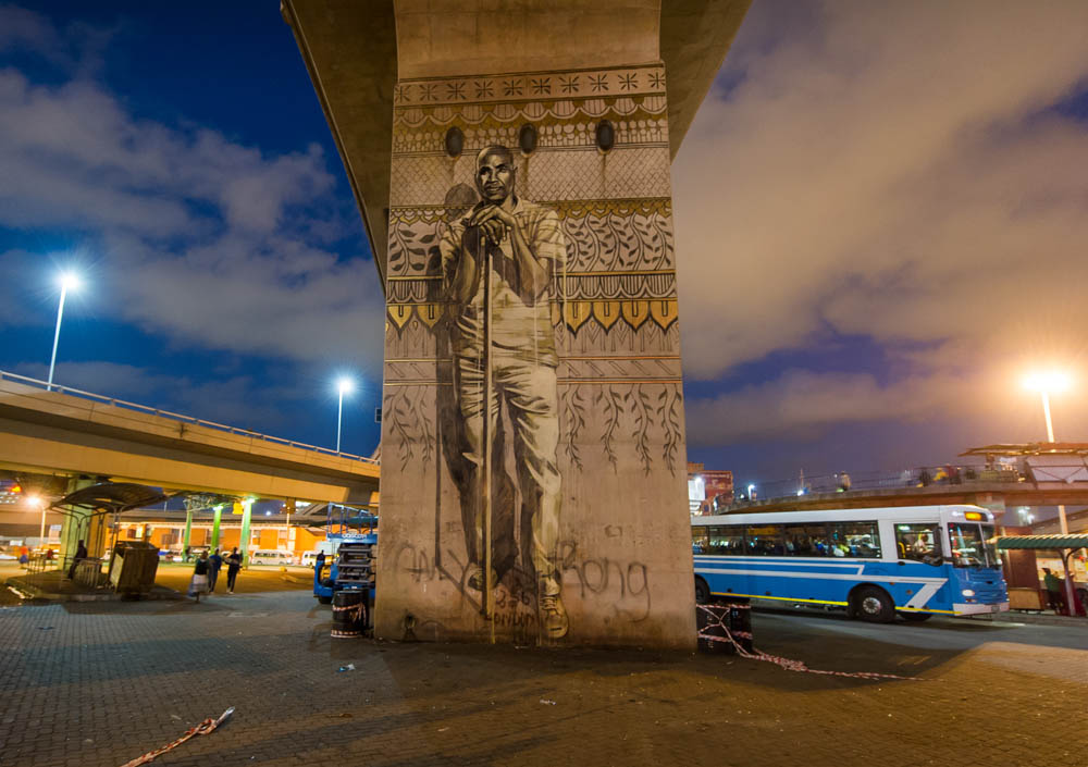 faith47 new murals in durban, south africa