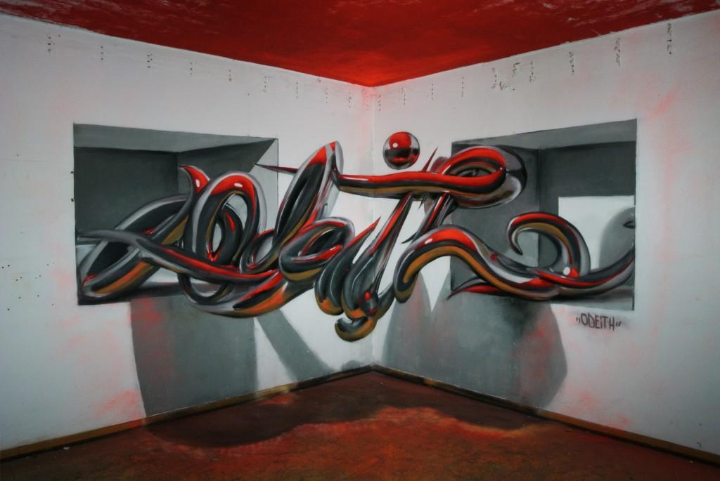 Odeith latest work