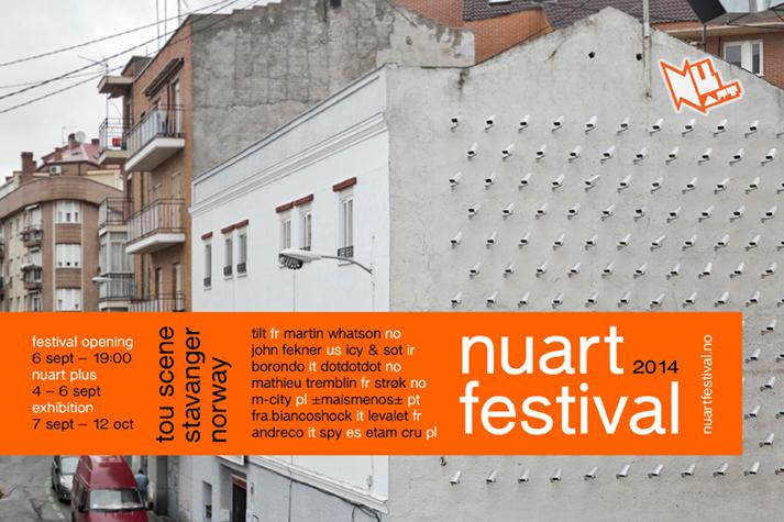 Nuart Festival 2014