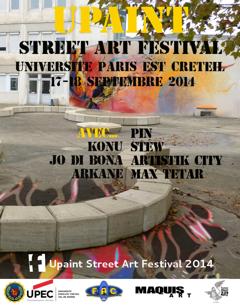 Street Art Festival UPAINT (France)