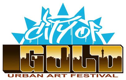 """City of Gold"" Urban Art Festival in Johannesburg"