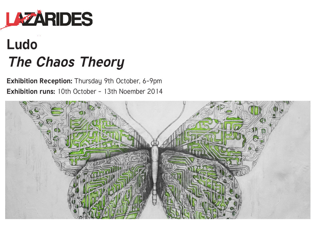 """The Chaos Theory"" by Ludo"