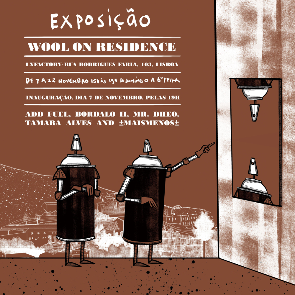 WOOL – Covilhã Urban Art Festival