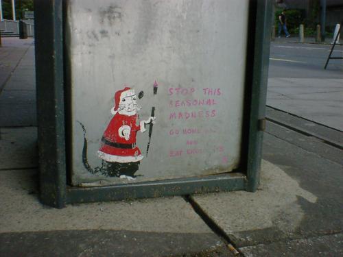 Banksys-Rat-as-Santa-Claus-Graffiti-Art