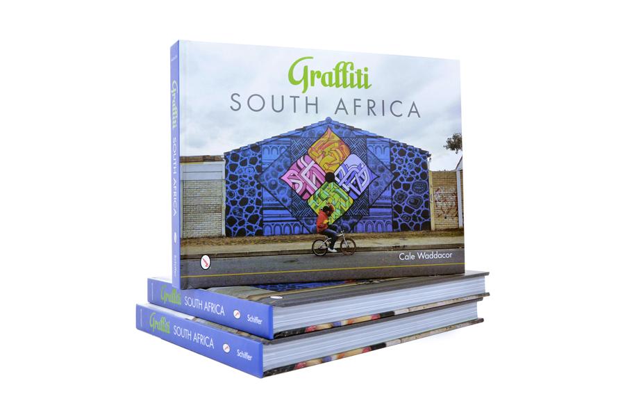 Graffiti South Africa Book