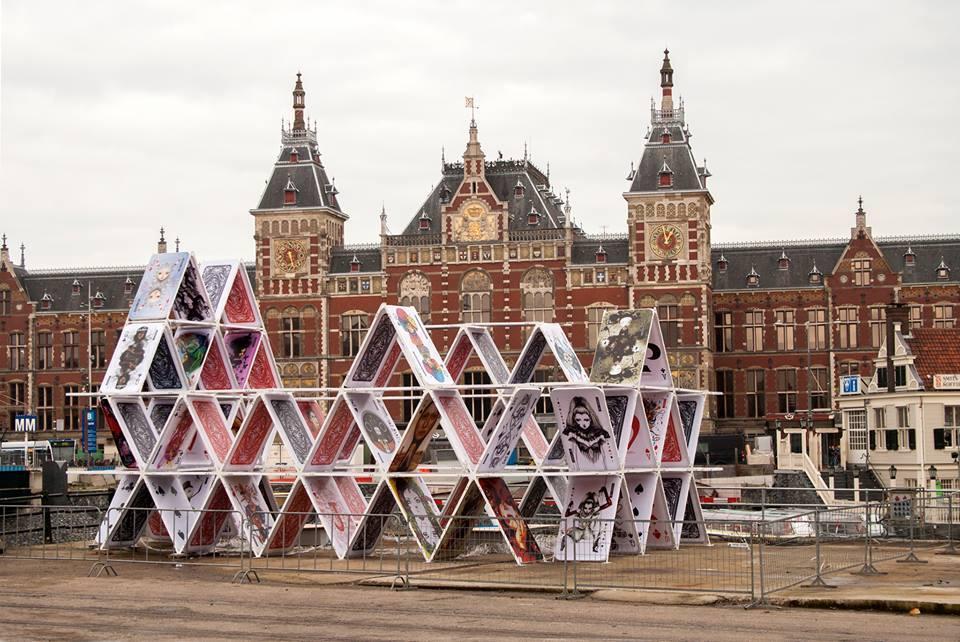 Amsterdam Instalation GOE