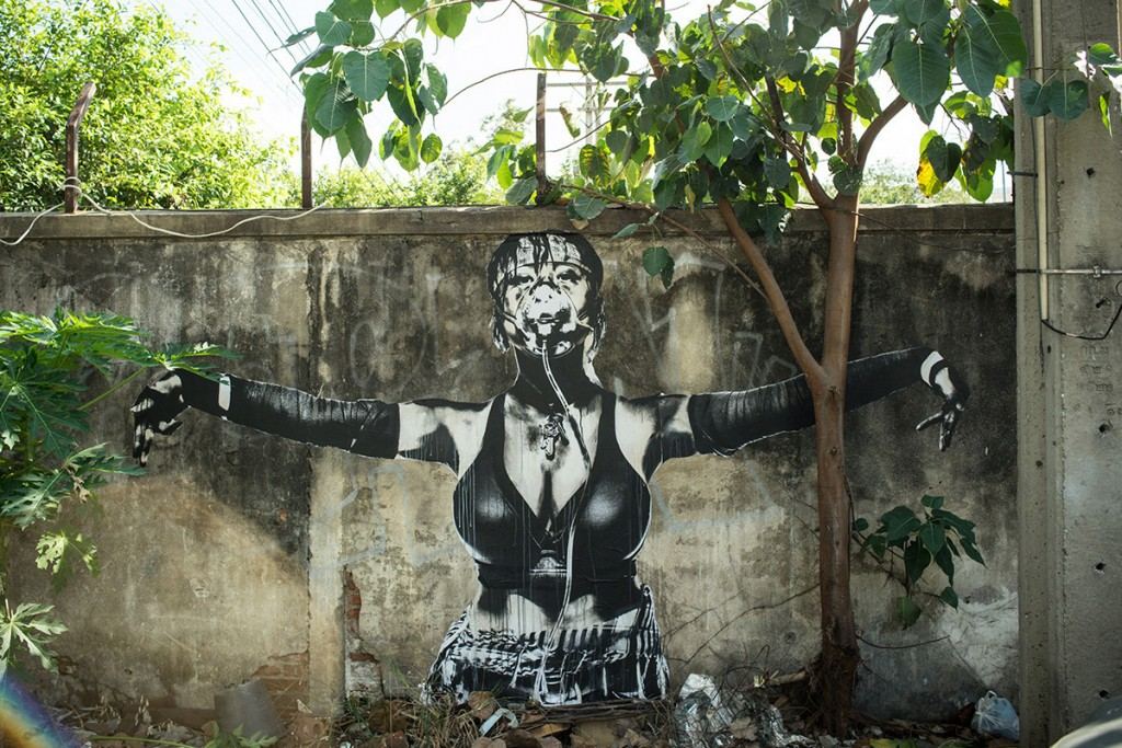 Eddie Colla and D young V in Thailand