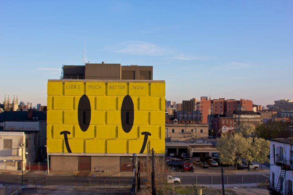 Escif Baltimore US