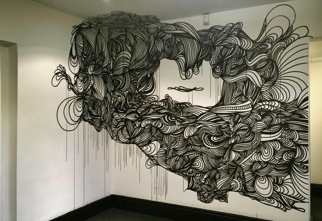 KEF wall
