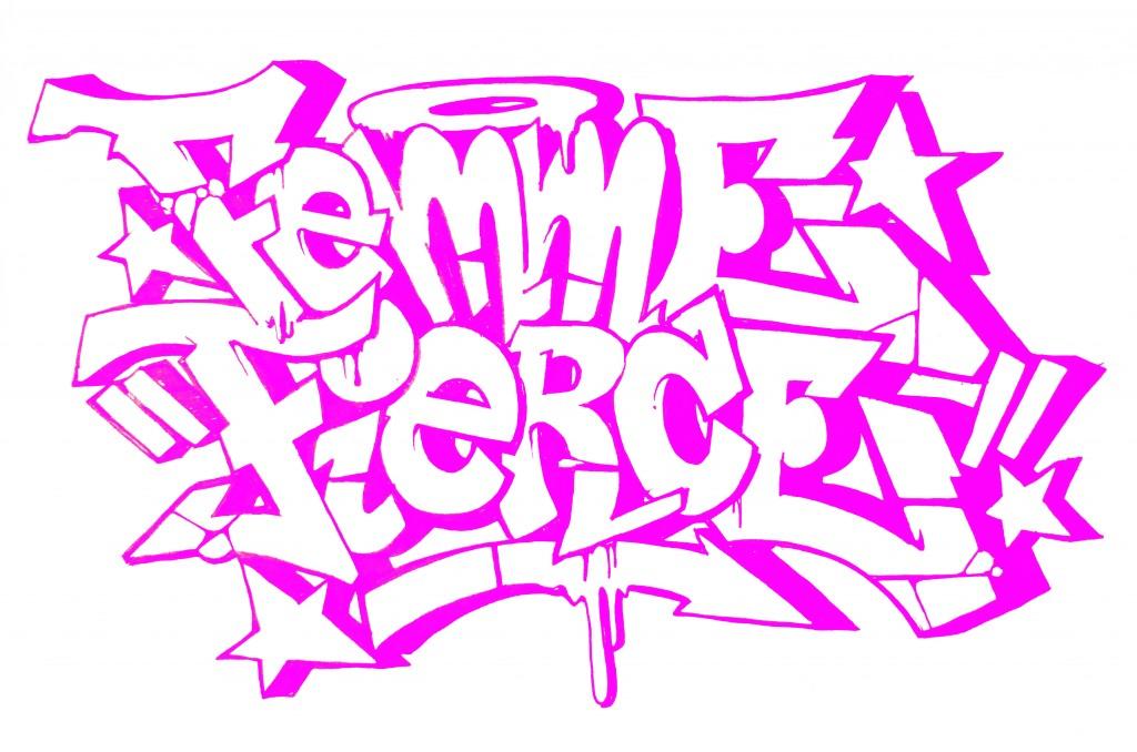 Female Street Art Festival: FEMME FIERCE: Reloaded! (2015) London