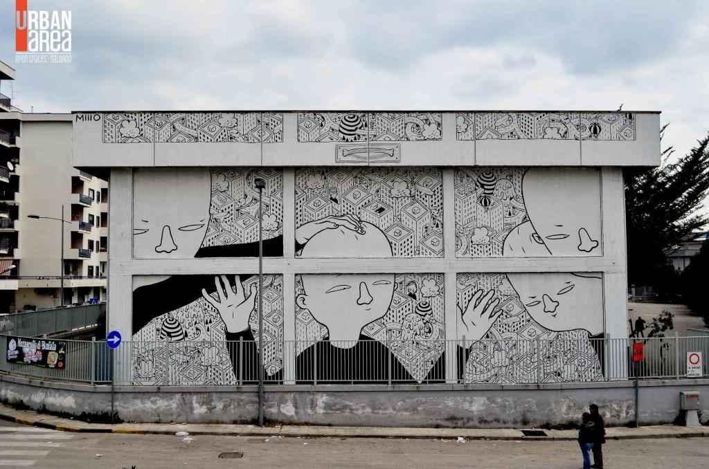 "Millo at ""Urban Area open spaces – Salerno"""