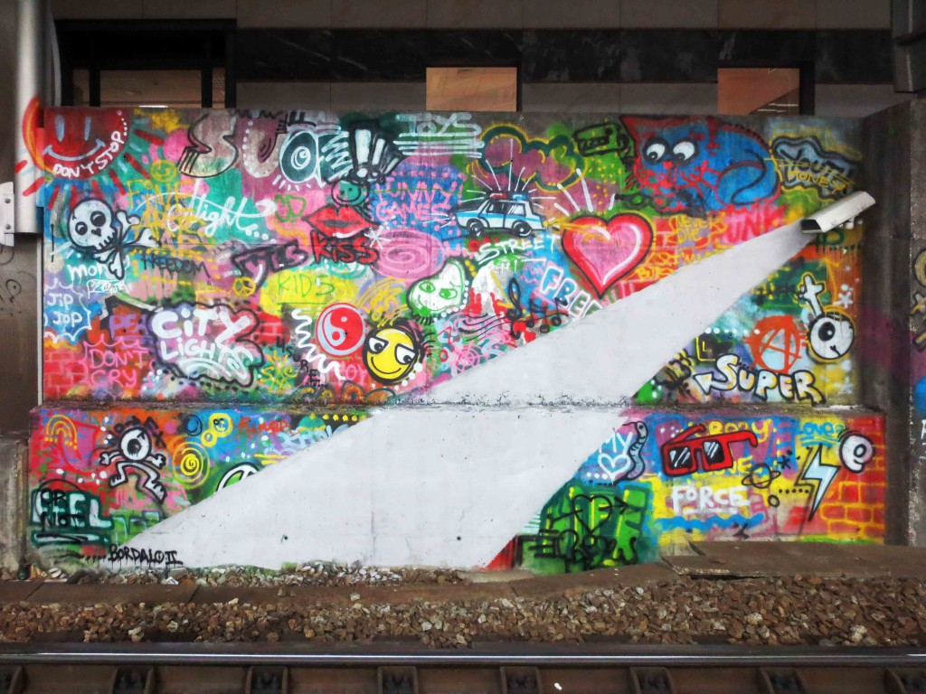 "Provocative Street Art"" by Bordalo II."