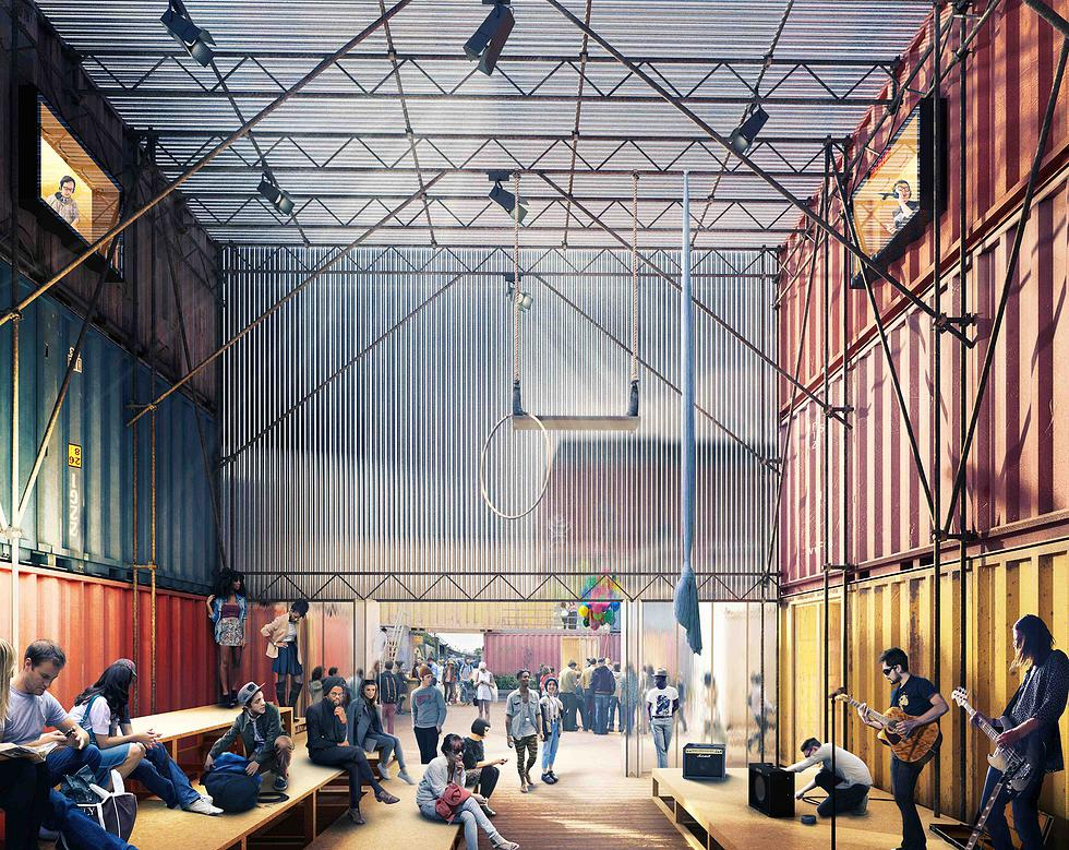 Collective call for street artists to bring Pop Brixton to life