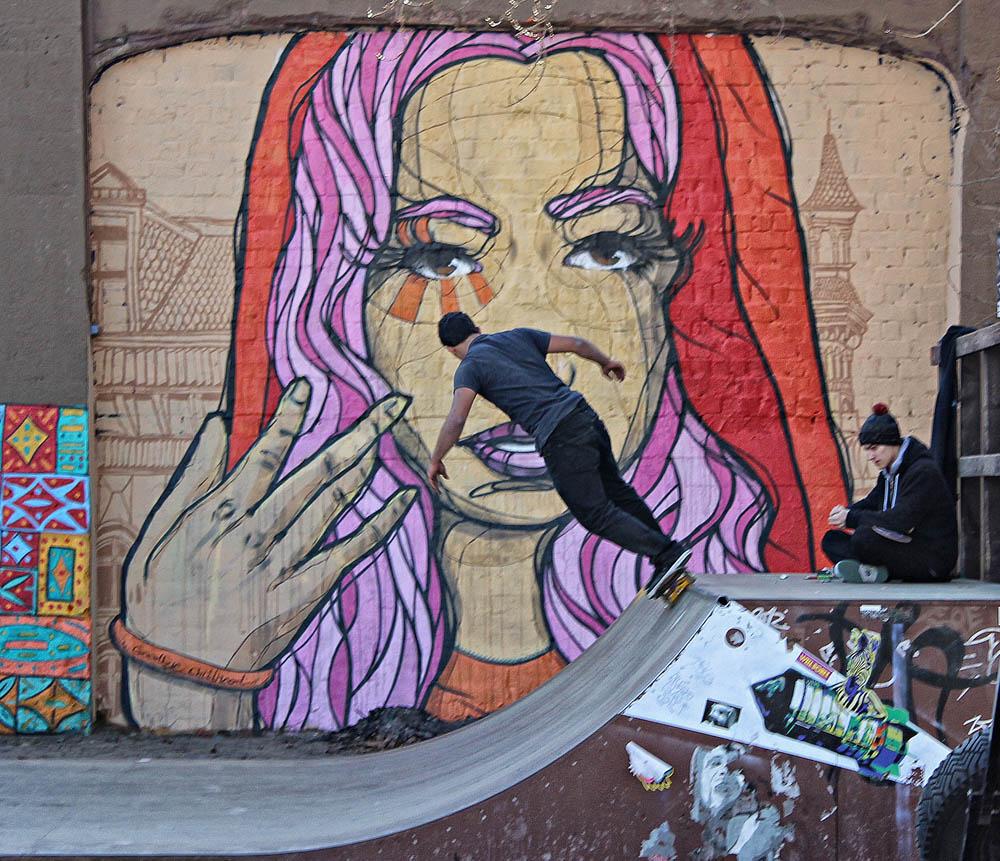 El Bocho / Berlin / Old YAAM loctaion
