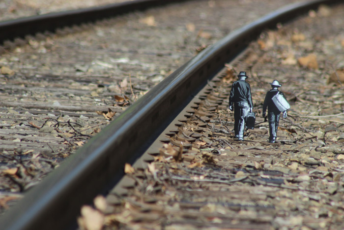 Joe Iurato will attend No Limit Borås with his small figurine pieces