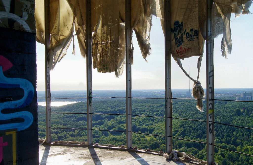 Incredible View from Teufelsberg