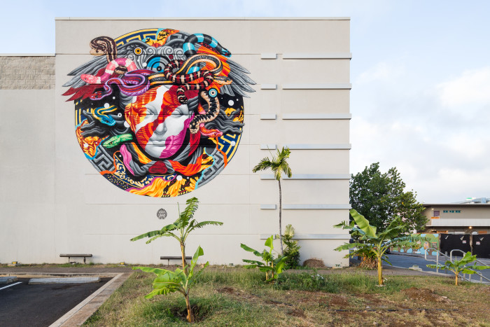 The magic of Tristan Eaton at No Limit Borås