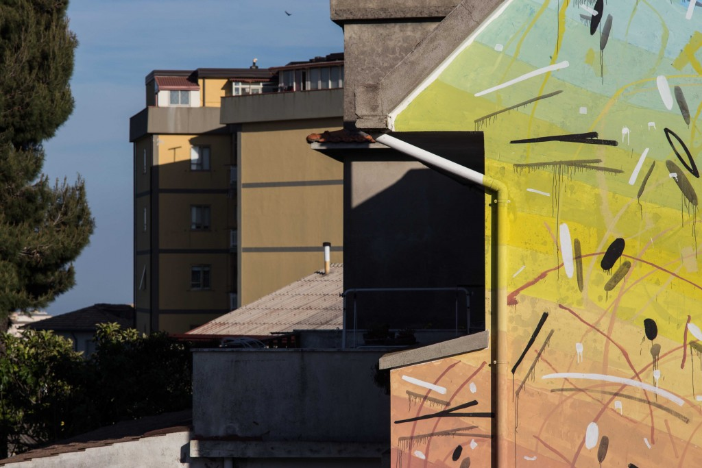TELLAS for Abstractism ALT!rove – Street Festival 2015