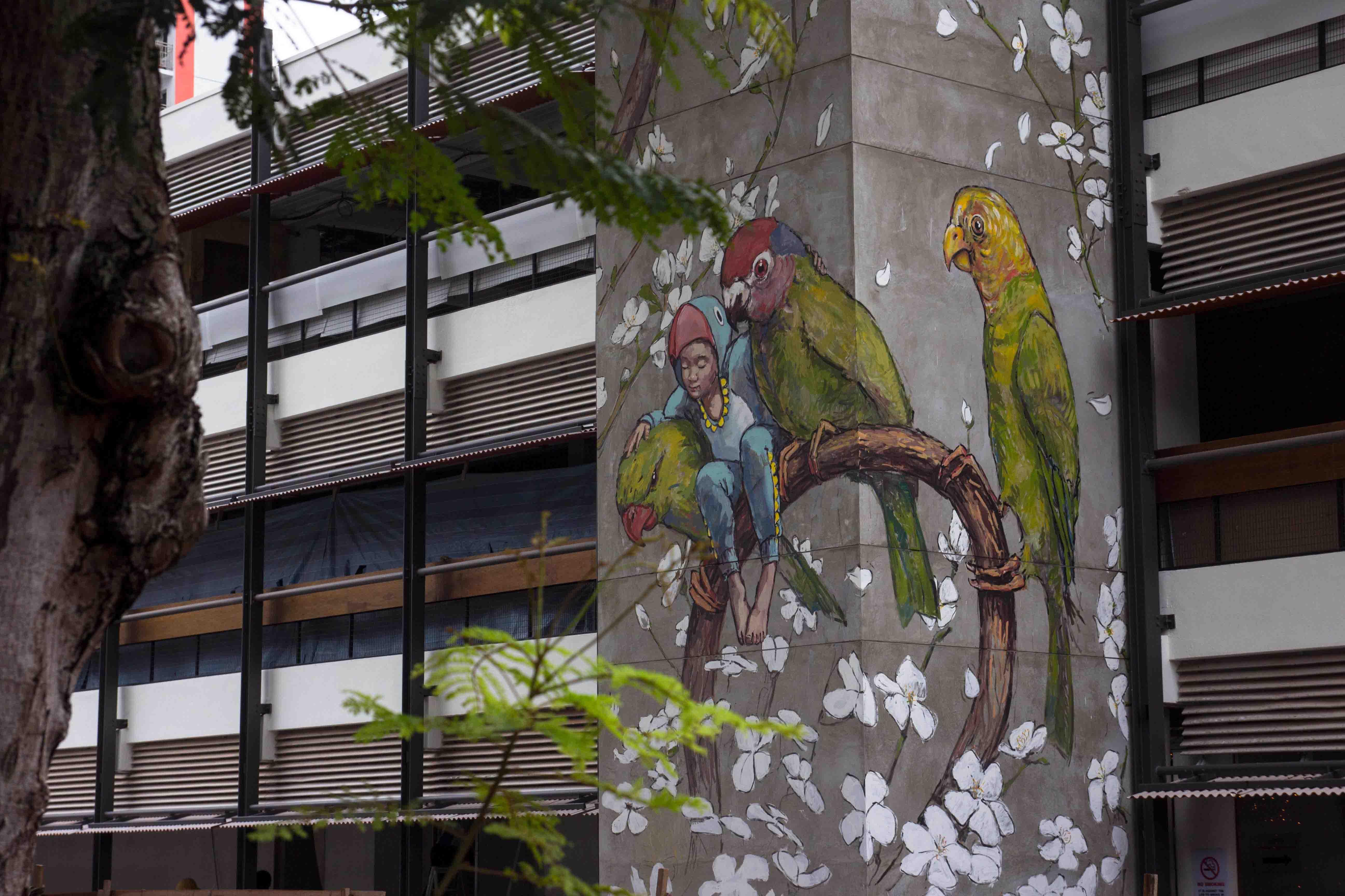 Ernest Z mural (2)