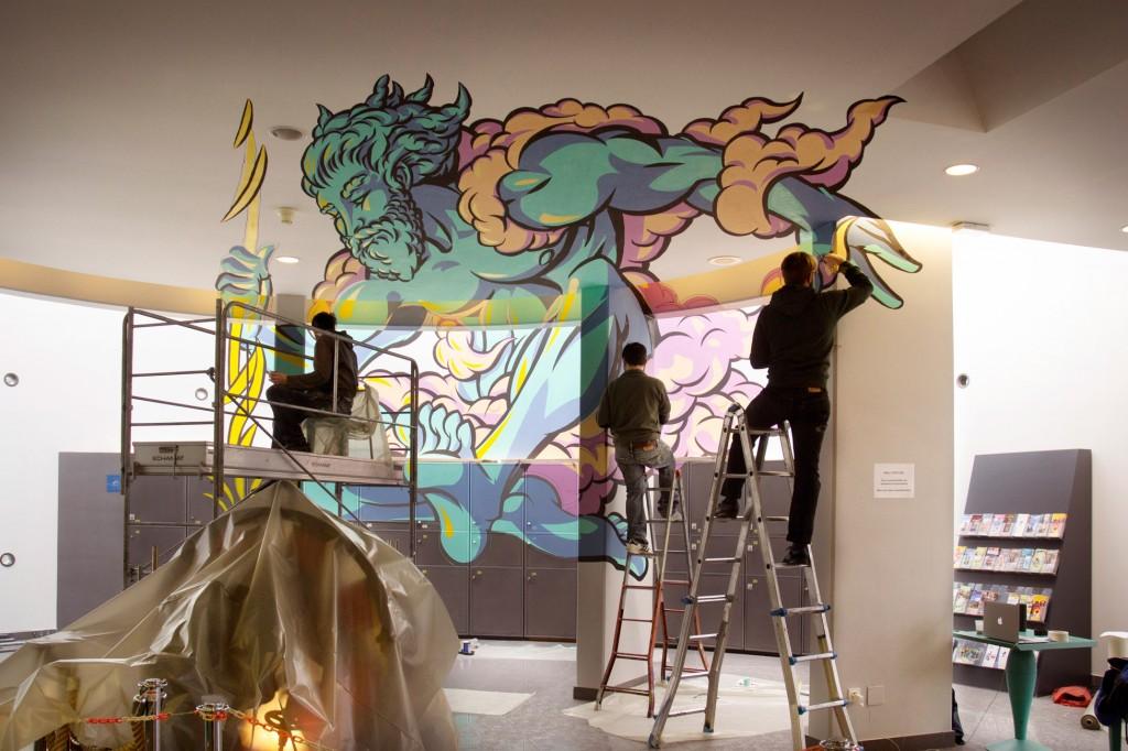 Truly-Design-2015-Ninja1-Mach505-Rems182-Zeus-anamorphic-graffiti-France-action3