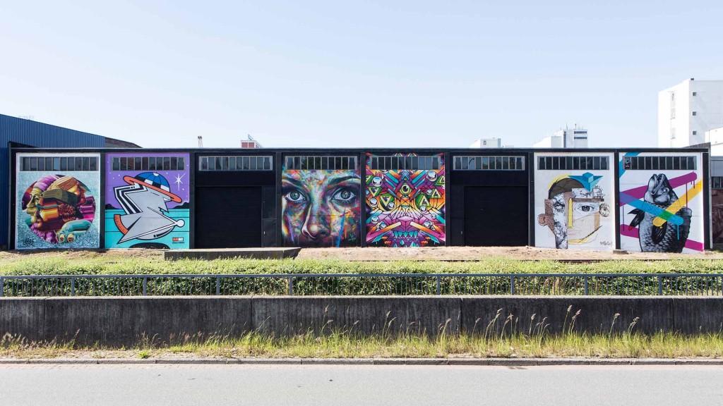 UKIF – Urban Art Project in Bremen