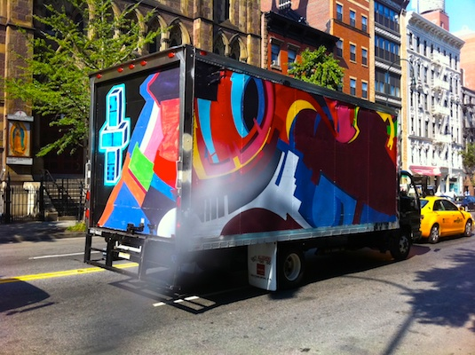 graf-truck-graffiti-14th-street-art-new-york-city-downtown-summer-chelsea-meat-packing-2011