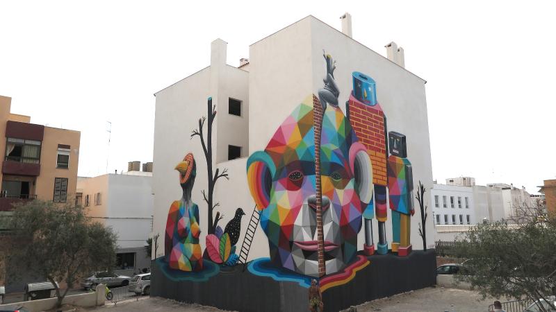 Free quality avant-garde art in Ibiza; BLOOP Festival