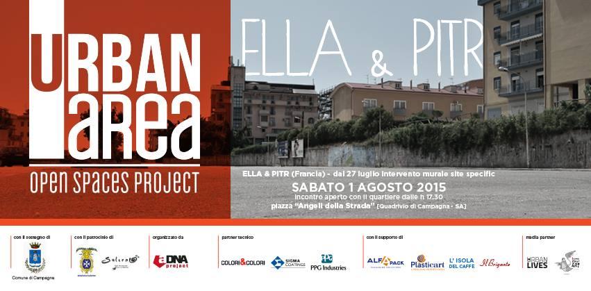 ELLA&PITR - Urban Area open spaces