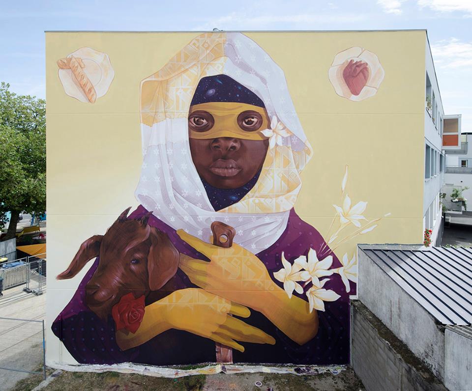 INTI - Mural 1 EXODUS