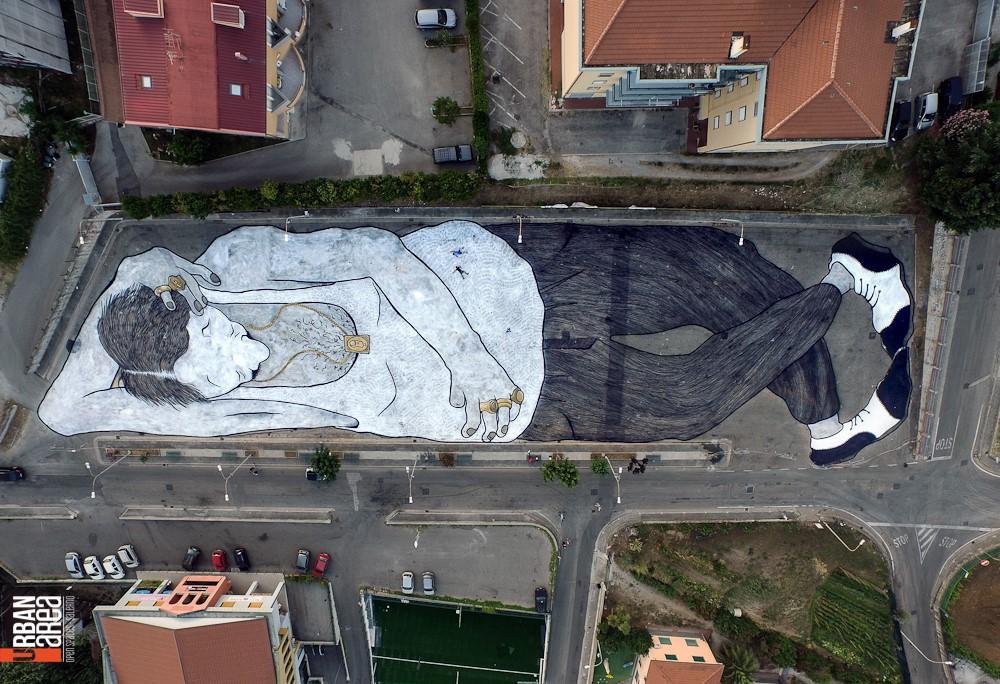 ELLA & PITR transforming a square in Italy