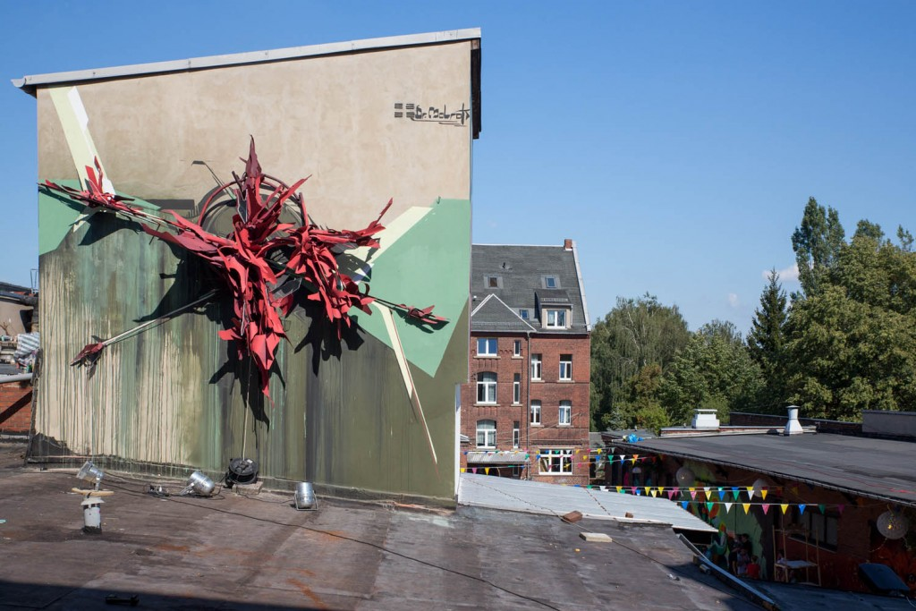 IBUg 2015 – Standout art inspires in the city of the lace