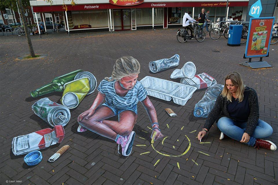 Leon Keer - in The Netherlands