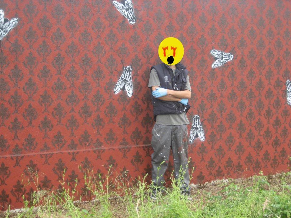 Michelin Rodriguez – The rural art craftman