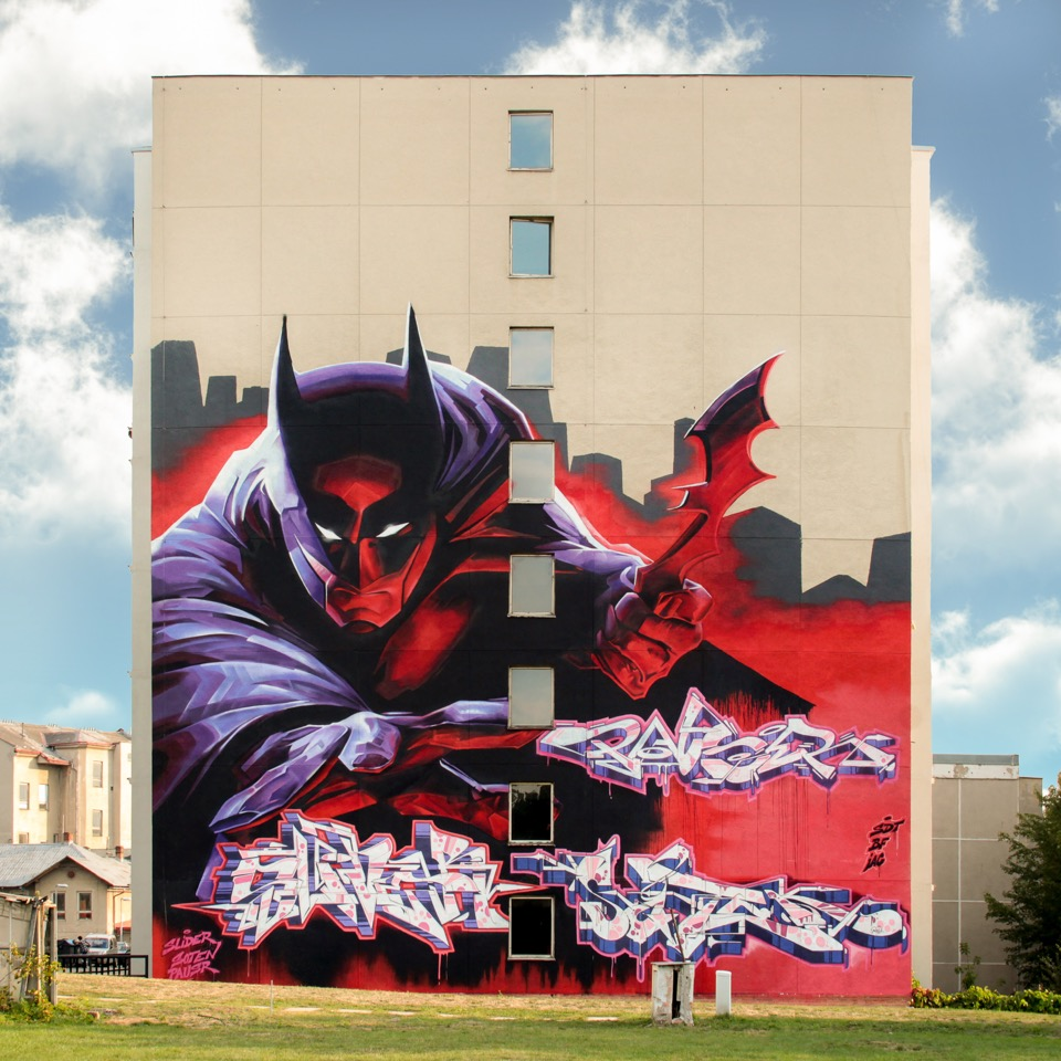 Street Art Olomouc Review