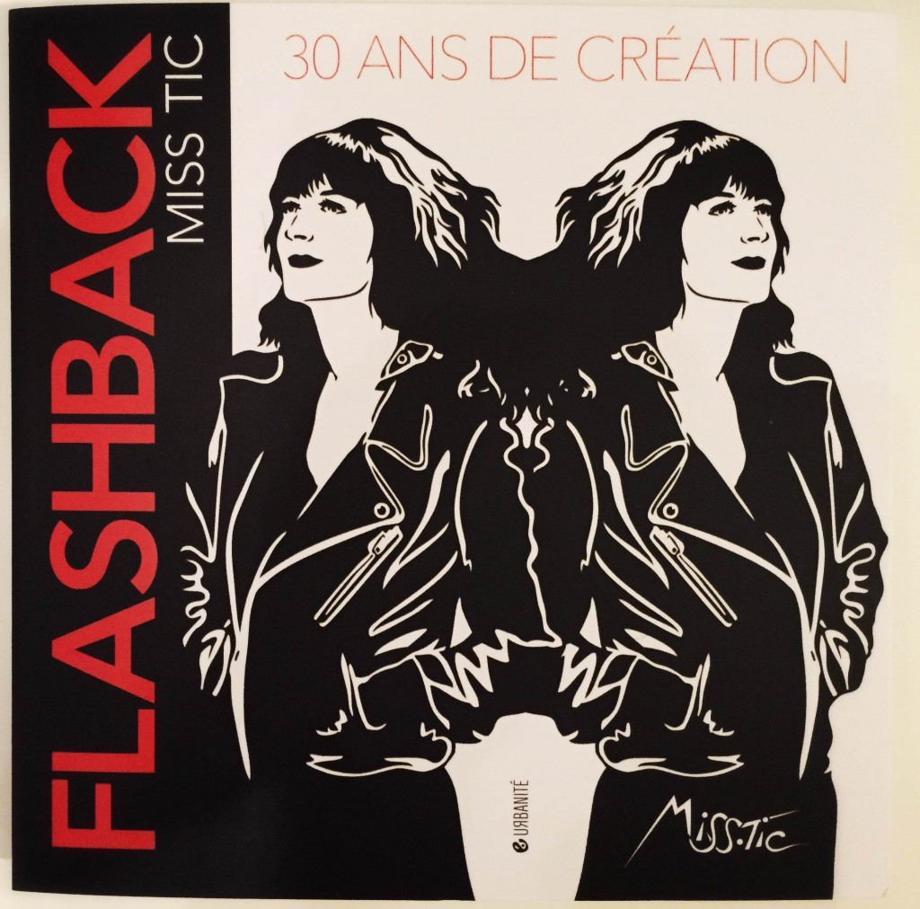 """Flashback - Miss Tic - 30 years of creation"" (c) Criteres Editions"