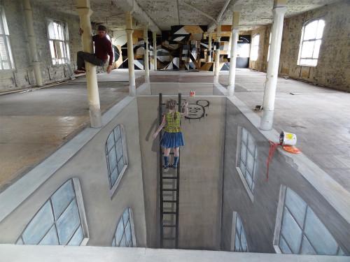 Leon Keer 3d-streetpainting-berlin-500x375