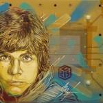 Star Wars - Luke Skywalker by C215