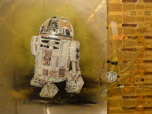 R2-D2 by C215