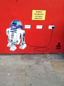 R2-D2 by Icon