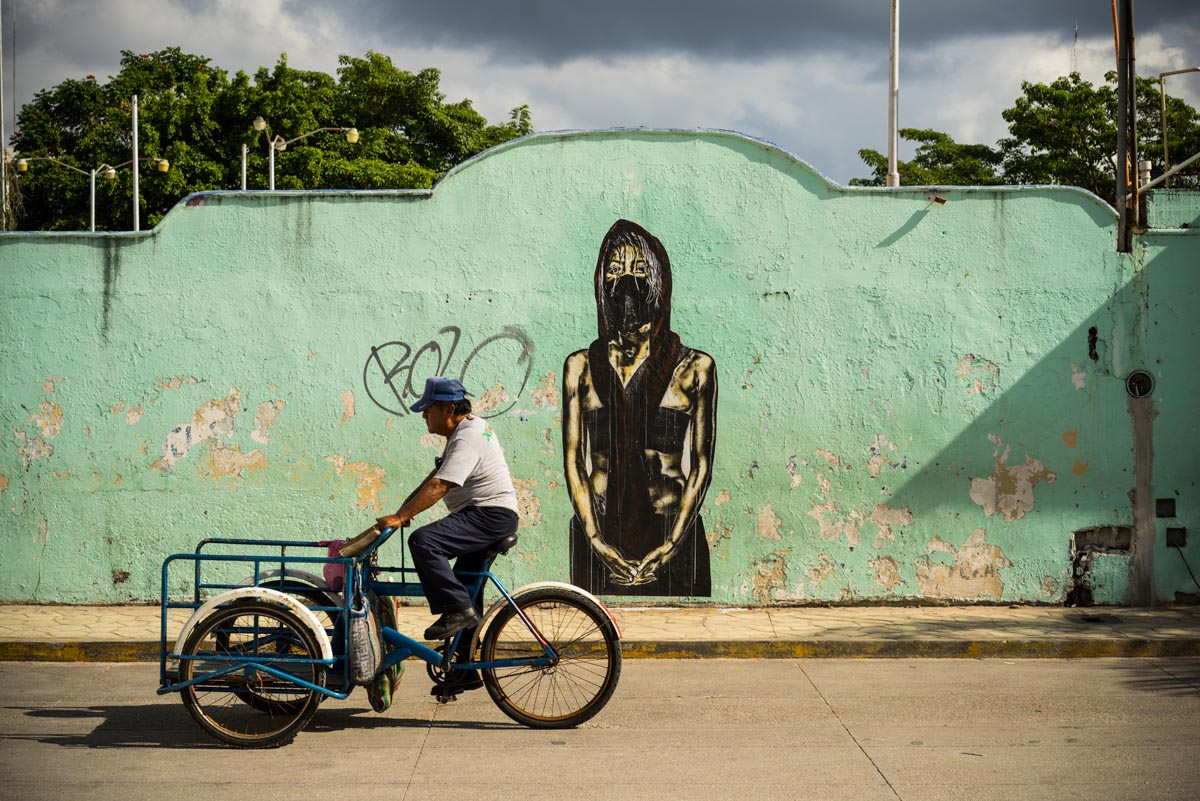 Eddie Colla and D Young V in Mexico