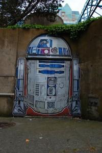 R2-D2 by Wrk(less)