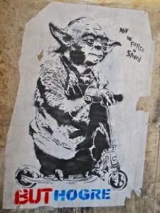 Yoda by Hogre