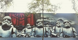 Star Wars - Stormtrooper - by Street Art Chilango Crew