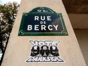 Star Wars - Darth Vader by Vote Darkside