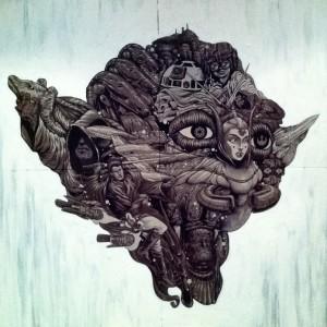 Yoda by Tristan Eaton