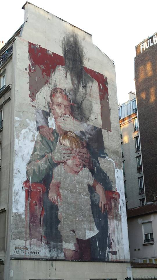 BORONDO in Paris. Photo Lynda c