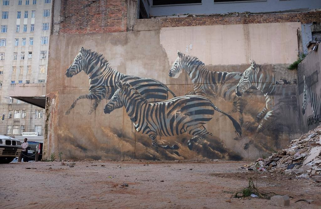 Faith47 in Johannesburg, South Africa