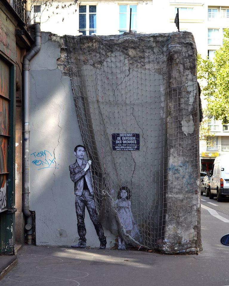 Levalet in France