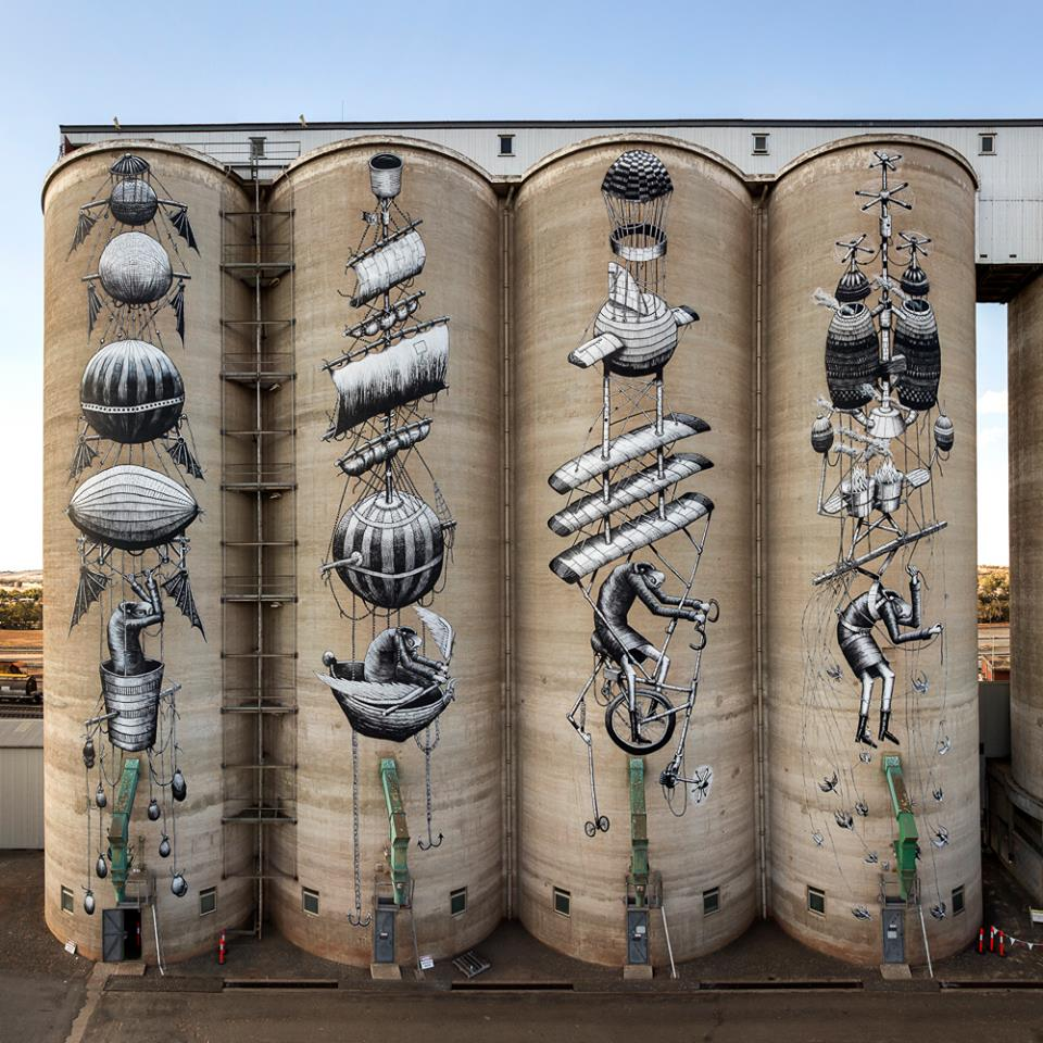 Phlegm in Perth, Australia for Public 2015